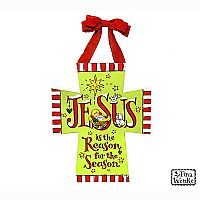 Jesus is the Reason Wall Hanging