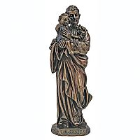 St. Joseph and Child Statue