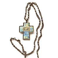 Hope Cross Necklace