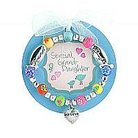 Girls Granddaughter Bracelet
