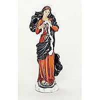 Mary, Undoer of Knots Figurine - 6 3/4""