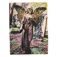 Evangeline Garden Angel Plaque