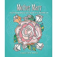 Mother Mary Coloring Book