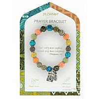Multi-Colored Prayer Bracelet