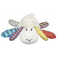Louie the Lamb Prayer Buddy - 3 Prayers