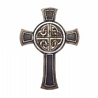 Single Celtic Knot Cross
