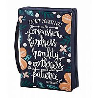 Compassion, Kindness, Humility Bible Carrier