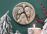 A Savior Is Born Nativity