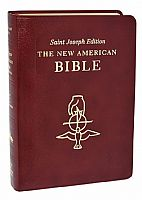 St. Joseph NABRE Deluxe Gift Edition Bible