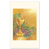 Chalice and Grapes