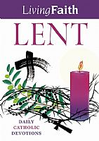 Living Faith Lent Devotional Booklet