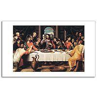 Classical Last Supper Painting