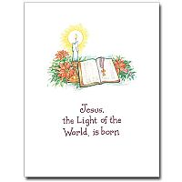 Jesus, the Light of the World, Is Born
