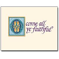O Come All Ye Faithful