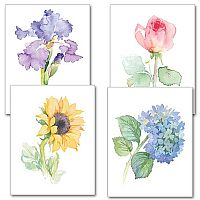 The Petite Floral Watercolor Collection