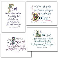 The Petite Words to Live By Collection