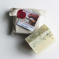 Citrus Mint Handcrafted Soap
