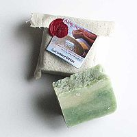 Cucumber Melon Handcrafted Soap