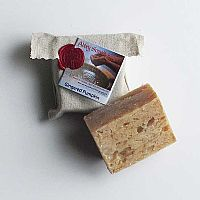 Gingered Pumpkin Handcrafted Soap
