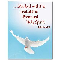 Marked with the Seal of the Holy Spirit