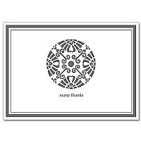 Gray Medallion 3