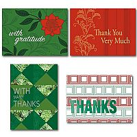 Christmas Thank You Note Assortment
